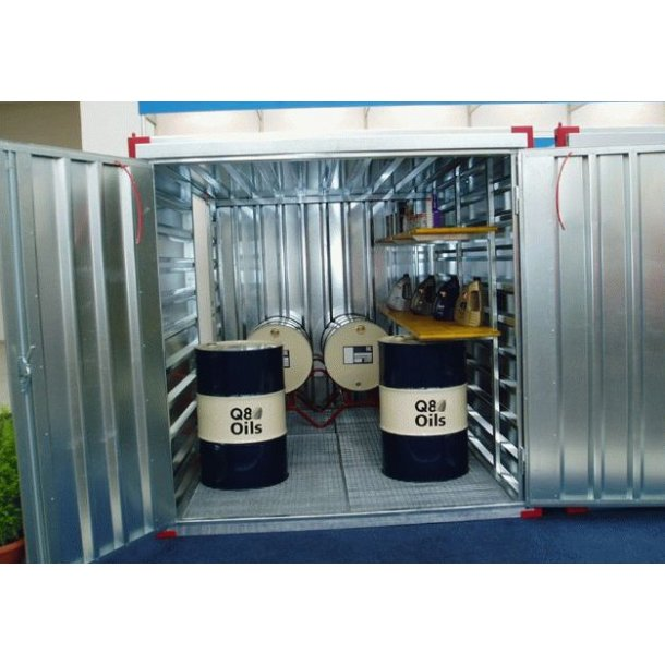 Miljö container 3m