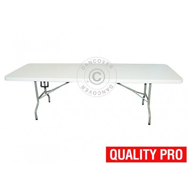 Fällbart bord - 242.8x76x74.5 cm (1 stk.)