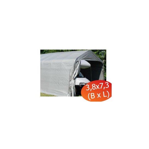 Husbil / husvagnshall 3,8x7,3 PRO