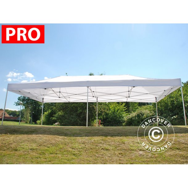 Flextält Pro 4x8 m ALU med endast takduk