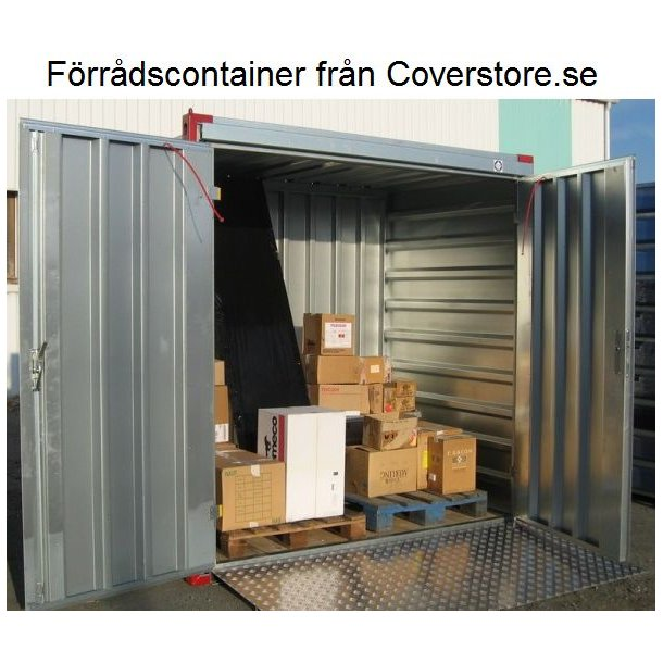 Förrådscontainer 1,40 (4,8m3)