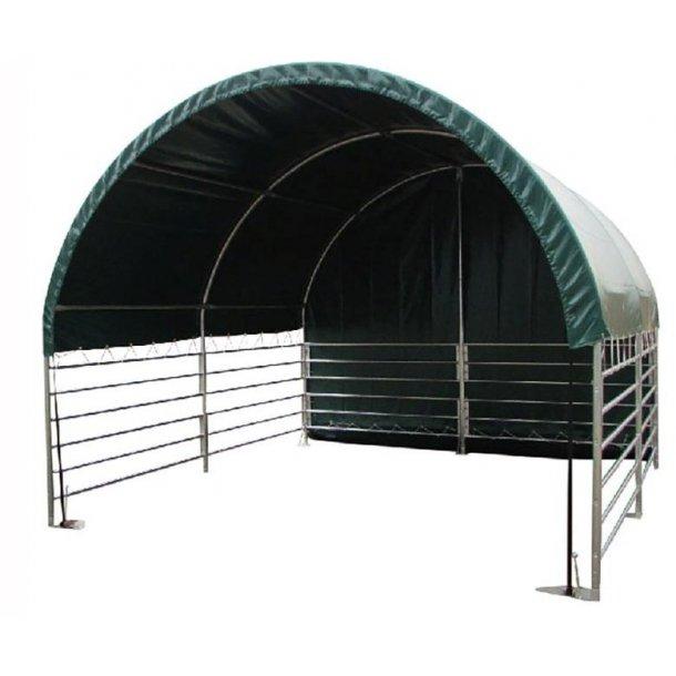 Ligghall Väderskydd 4,0 x 4,0 PVC610gr