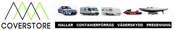 Coverstore.se - Tälthallar containers väderskydd och pressenning